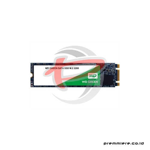 GREEN M.2 120GB - M.2 Solid State Drive