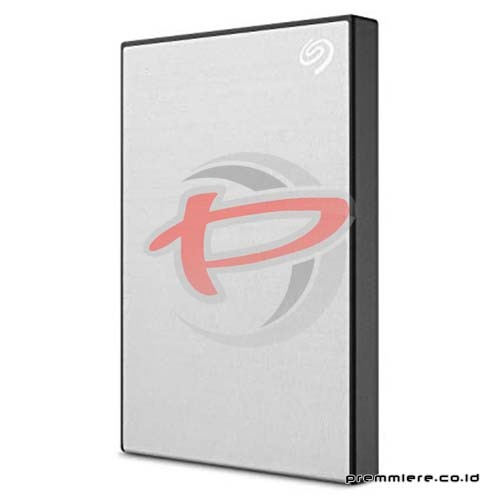 Portable Drive Backup Plus Slim 1TB - Silver [STHN1000401]
