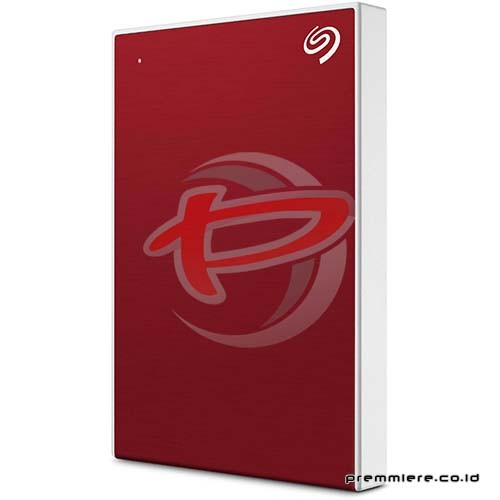 Portable Drive Backup Plus Slim 1TB - Red [STHN1000403]