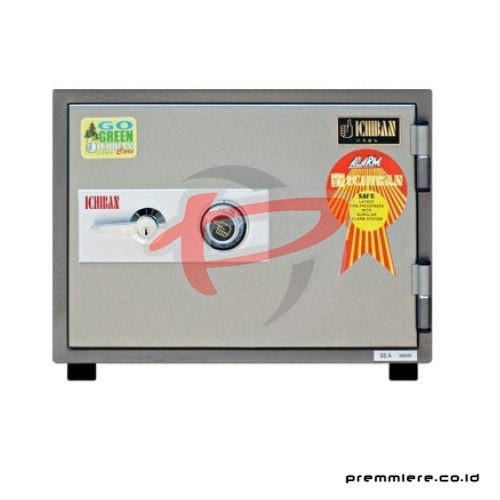 Fire Resistant Dial Safe With Alarm [HS - 40 A]