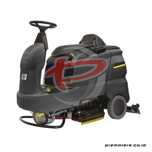Ride-on scrubber drier [B 90 R Classic Bp]