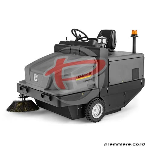 Ride-on vacuum sweeper [KM 130/300 R D CLASSIC]