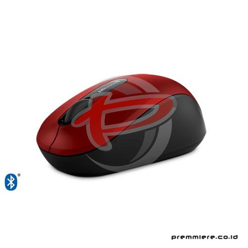Bluetooth Mobile Mouse 3600 (Red) [PN7-00020]