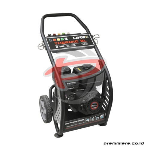 Professional Cold Water High Pressure Cleaner With Engine [THERMIC 9 L]