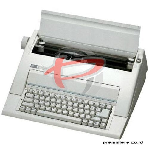 "Electronic Typewriter 13"" [AX 150]"