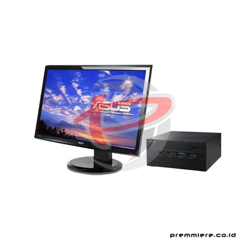 "PN60 (i3-8130U, 4GB DDR4, 500GB, 19.5"", W 10 Home) [90MS01D1-M00410/M]"