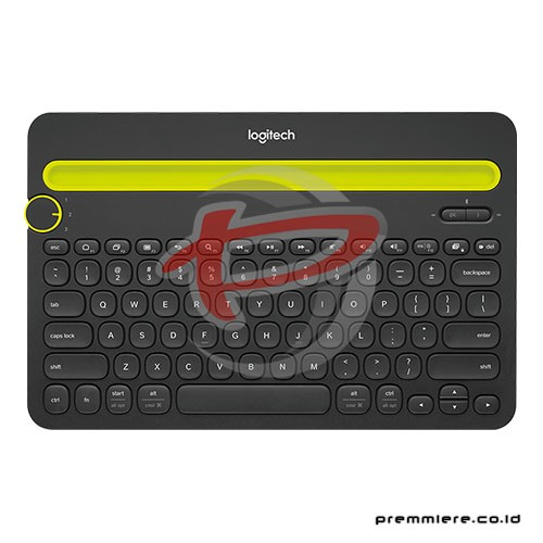 K 480 Bluetooth Multi-Device Keyboard [920-006380]