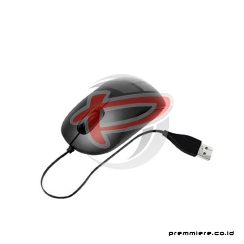 Armor Mini Blue Trace Mouse - Blister Pack [AMU097AP-50]