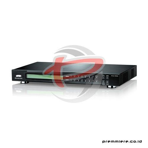 8 x 8 DVI Matrix Switch with Scaler [VM5808D-AT-G]