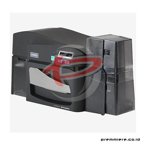Card Printer DTC4500e Single Side [55000]