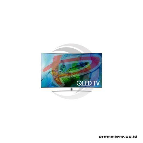 Curved Smart TV QLED 65 Inch [QA65Q8C]
