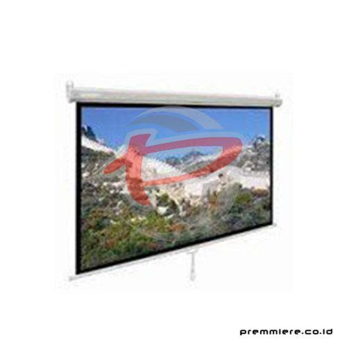 "Screen Projector Motorized 120"" [MR-3030]"