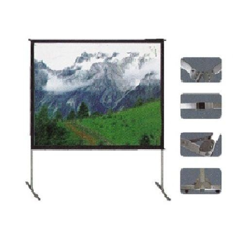 "Screen Projector Fast Fold Front & Rear 150"" [FAS-3020FR]"
