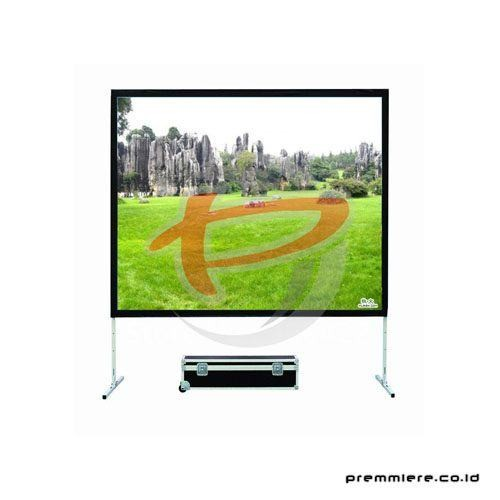 Screen Projector Fast Fold FFS 200""