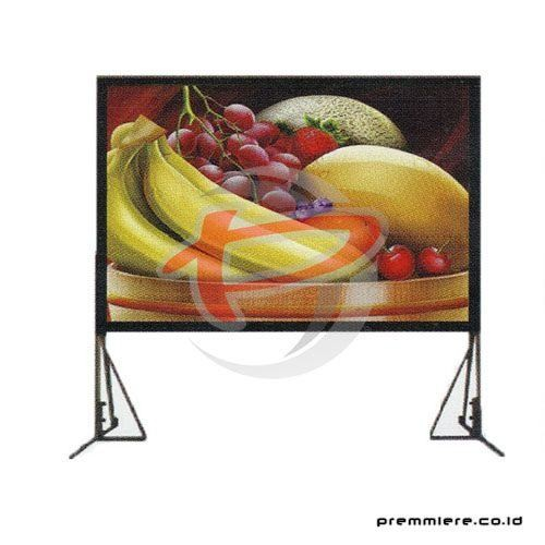 Screen Projector Fast Fold FFS 300""