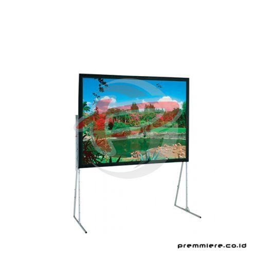 "Screen Projector UFS Rear 120"" Diagonal [RSDR1723]"