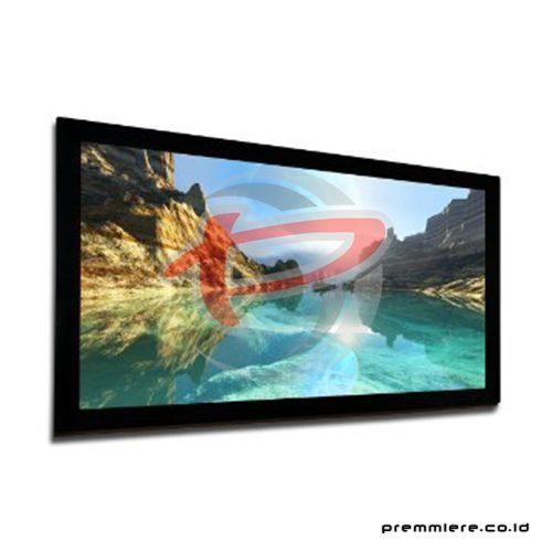 "Screen Projector Fixed Wall 150"" (16:9)"