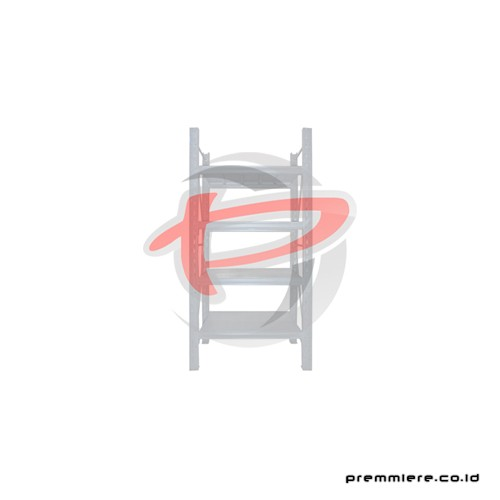 Steel Rack 4 Shelves [XDF]