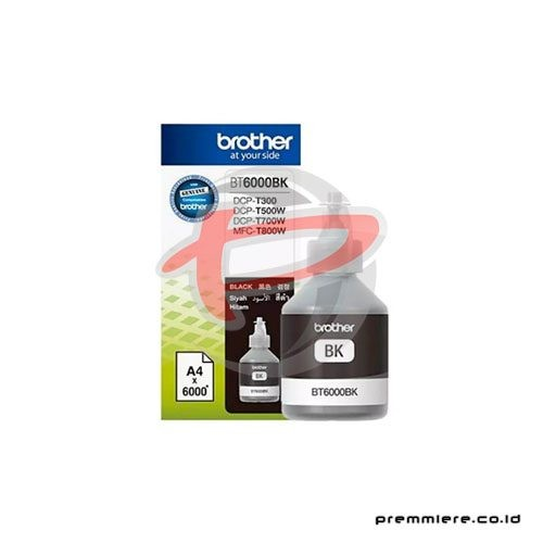 Black Ink Cartridge BT-6000BK