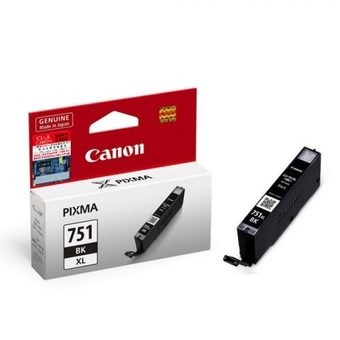 Black Ink Cartridge CLI-751B XL