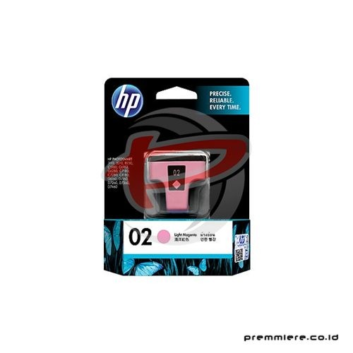 02 AP Light Magenta Ink Cartridge [C8775WA]