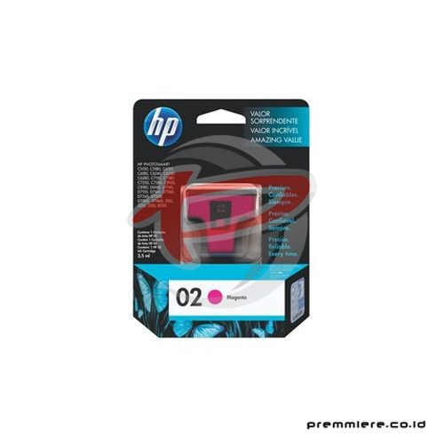 02 AP Magenta Ink Cartridge [C8772WA]