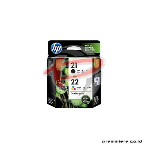 21/22 Combo Pack Ink Cartridge [CC630AA]