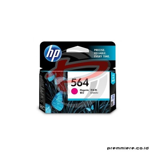 564 Magenta Ink Cartridge [CB319WA]