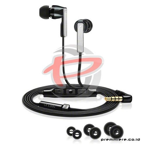 Earphone - CX 5.00G BLACK