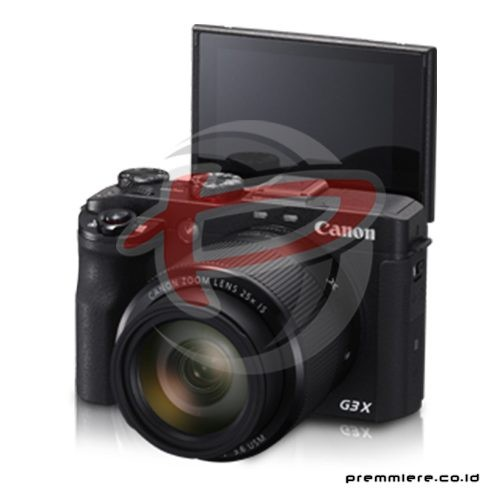Digital Camera PowerShot G3X