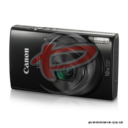 Digital Camera IXUS 190 Black + memory 8gb
