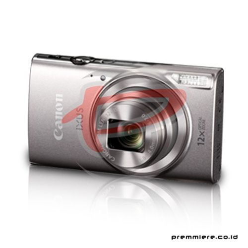 Digital Camera IXUS 285 Silver