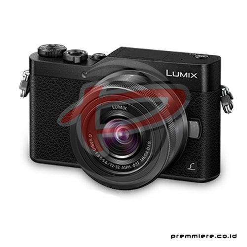 Lumix DMC-GF9 Black with lens 12-32mm [DC-GF9KGAK]