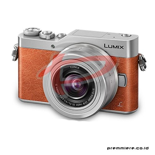 Lumix DMC-GF9 Orange with lens 12-32mm [DC-GF9KGAD]