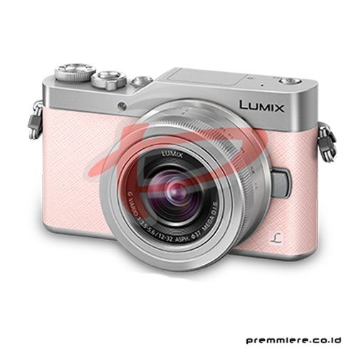 Lumix DMC-GF9 Pink with lens 12-32mm [DC-GF9KGAP]