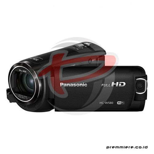 Camcorder HC-W585 Full HD [HC-W585GC-K] + Memory 32gb