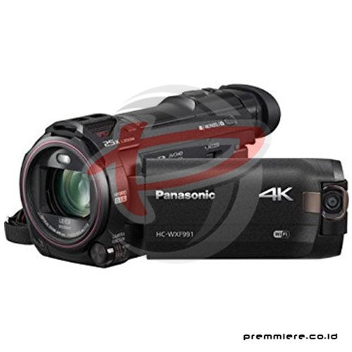 Camcorder HC-WXF995 Full HD [HC-WXF995GC-K]