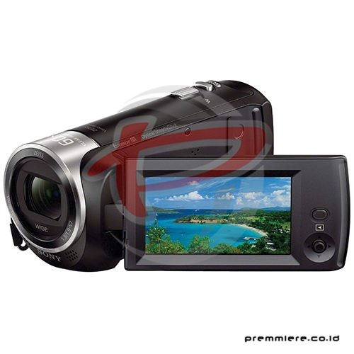 Handycam HDR-CX405 with memory MicroSD 16GB