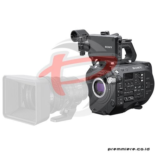 Professional Camcorder XDCAM PXW-FS7M2