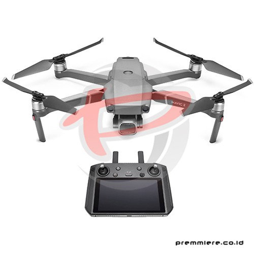 Mavic 2 Pro Fly More Kit with Smart Controller