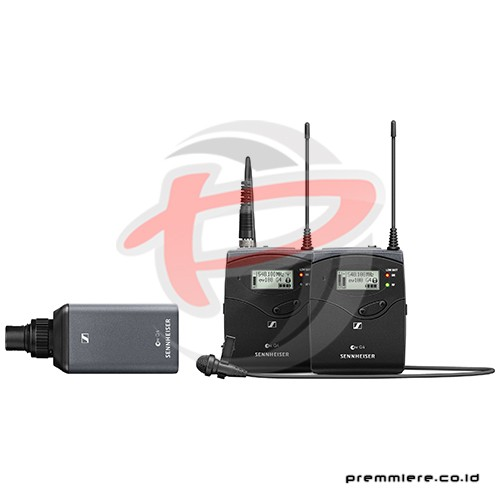 Wireless Microphone Clip-on EW 100 ENG G4