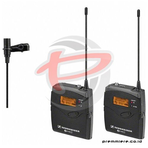 Wireless Microphone Clip-on EW 112P G3