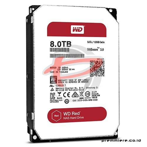 Red 8TB