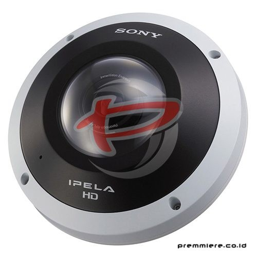 360-degree Hemispheric-view Camera with a 5-megapixel CMOS Sensor [SNC-HM662]