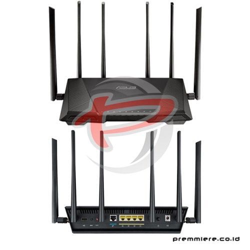 AC3200 Tri-Band Gigabit Wi-Fi Router [RT-AC3200]