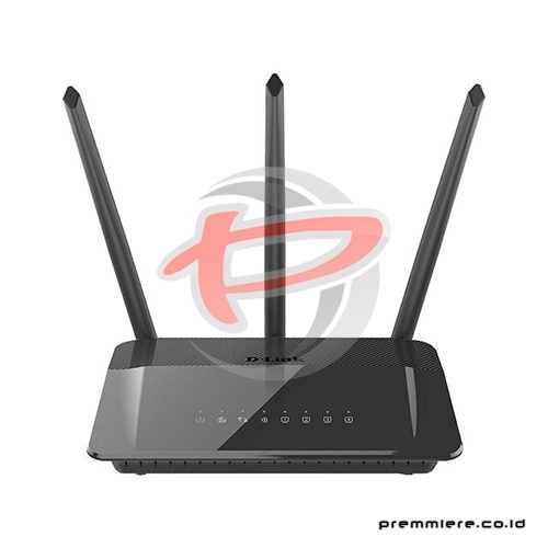 AC1750 High Power Wi-Fi Gigabit Router [DIR-859]