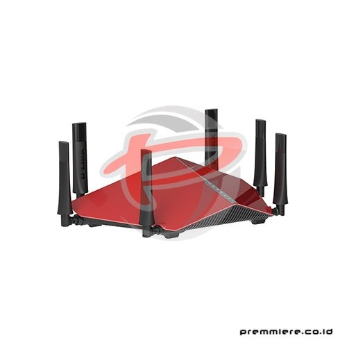 AC3200 Wireless Tri-Band Gigabit Router [DIR-890L]