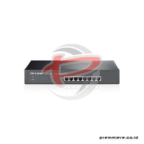 8-Port Gigabit Switch [TL-SG1008]