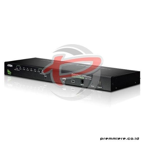 8-Port PS/2-USB VGA KVM Switch with Daisy-Chain Port and USB Peripheral  Support (CS1708A)