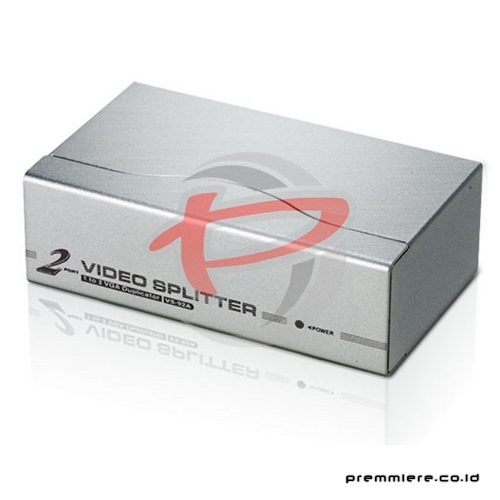 2-Port VGA Splitter (VS92A)